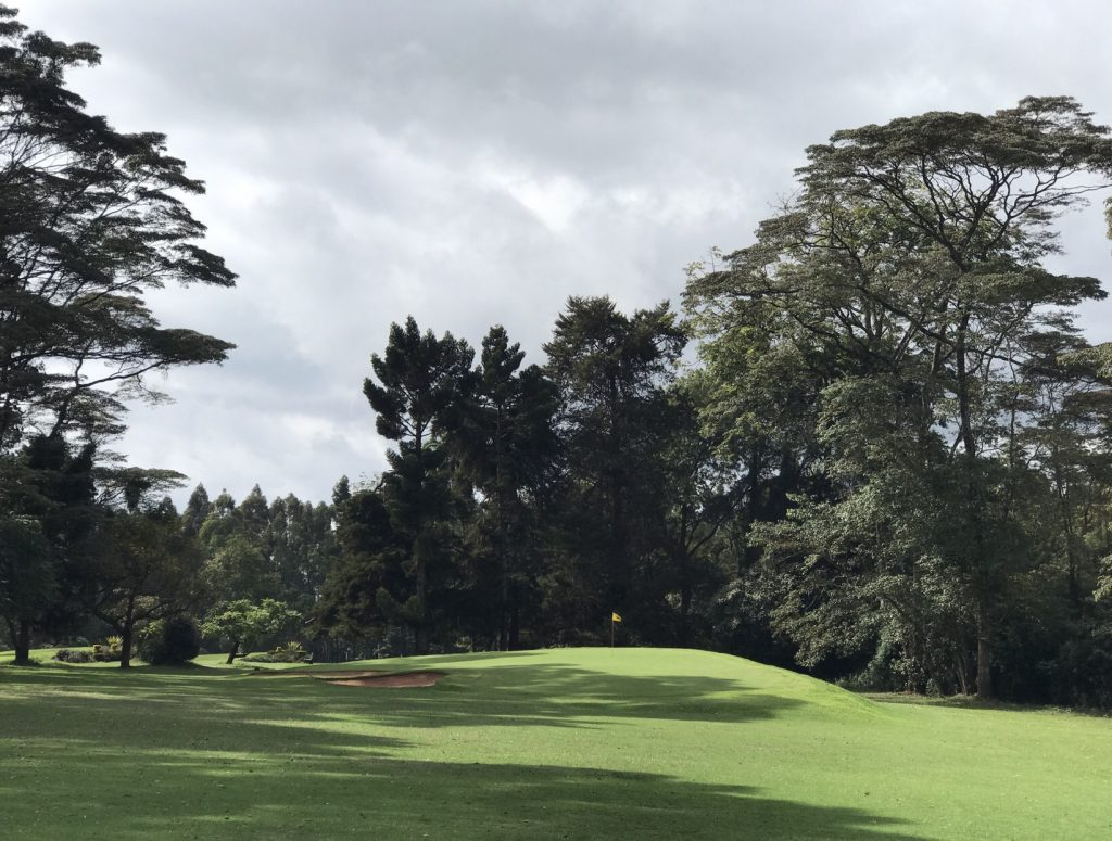 Limuru Country Club, Nairobi, Kenya