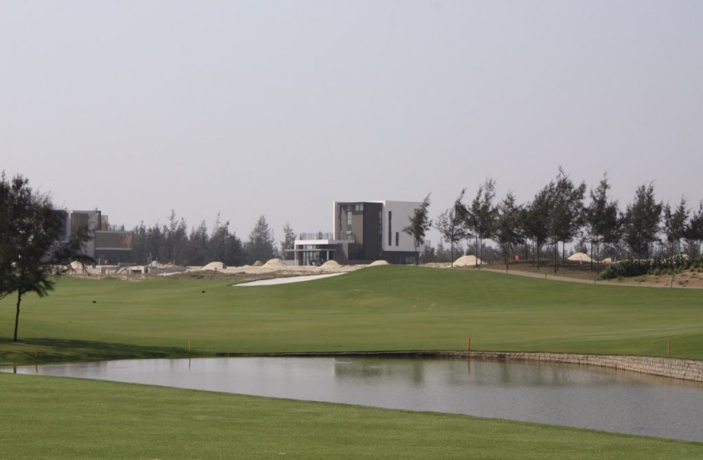 Montgomerie Links Da Nang
