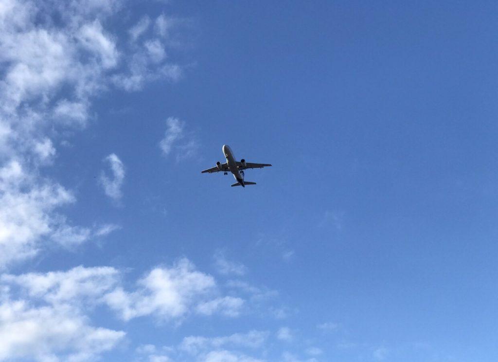 Viele Flugzeuge zu bestaunen