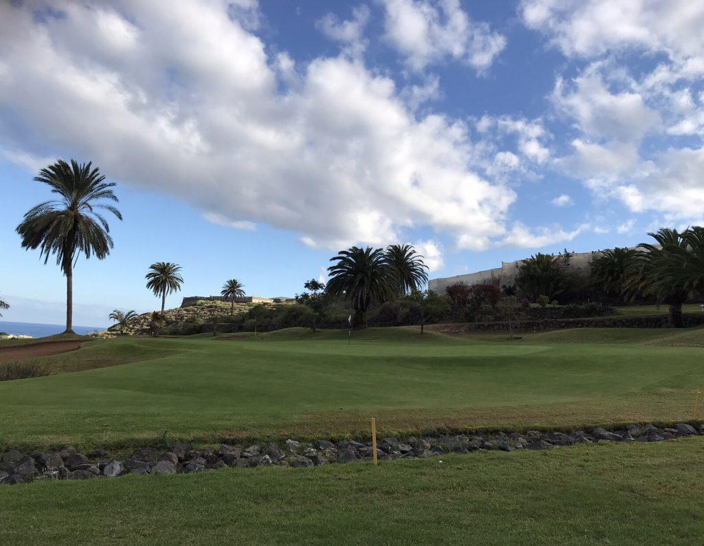 Buenavista Golf Tenerife, Pflegezustand spitzenklasse