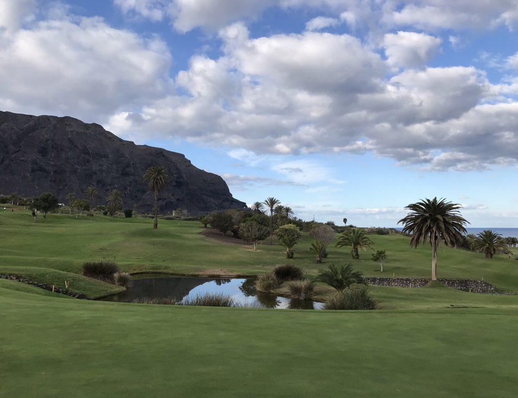 Buenavista Golf Tenerife, liebevoll angelegt
