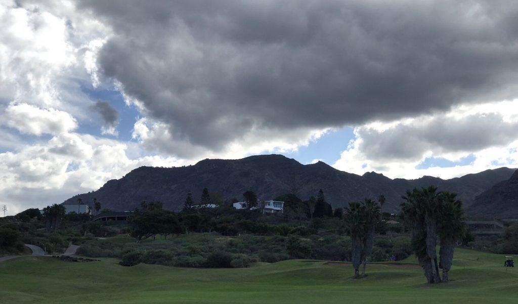 Buenavista Golf mal nach oben geschaut