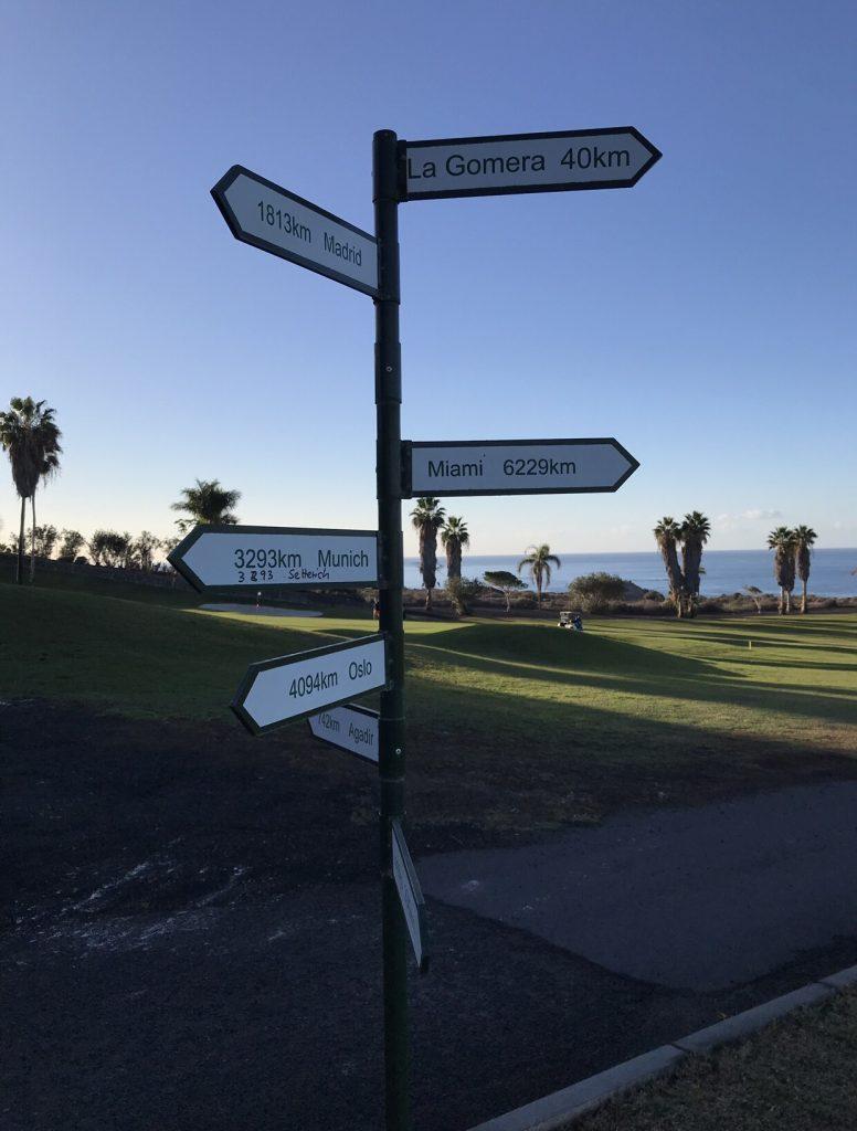 Golf Costa Adeje zur Orientierung