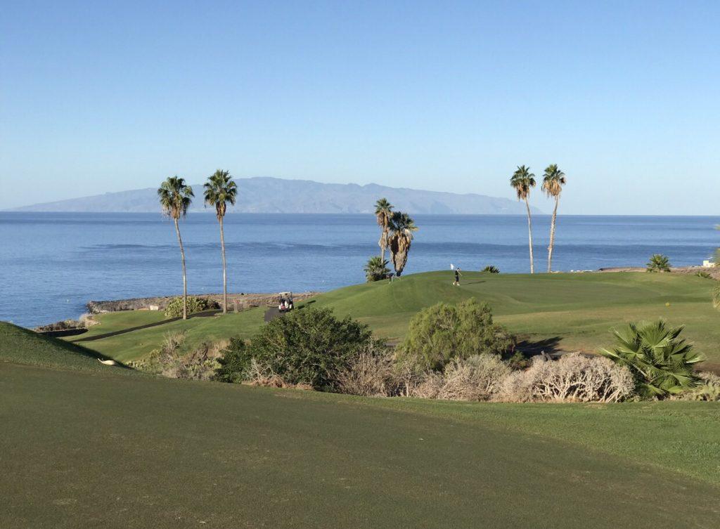 Golf Costa Adeje, was ein wunderschöner Golfplatz!