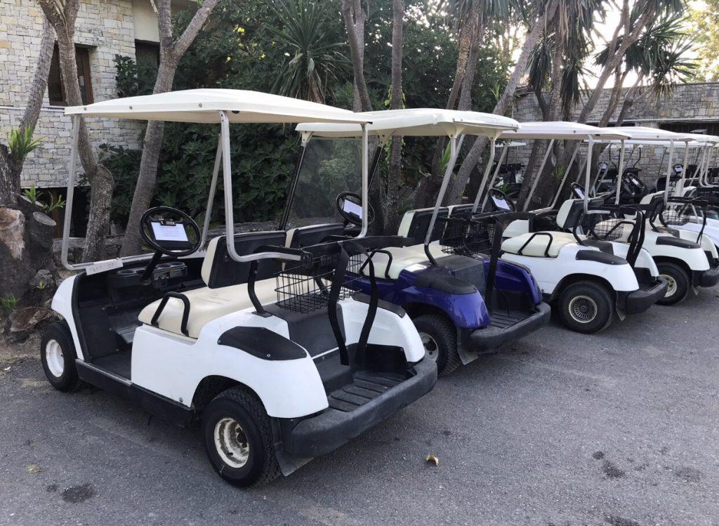 Golfbuggys