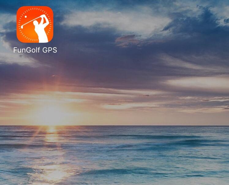Iphone Entfernungsmesser Golf : Fungolf gps iphone app u golfdreams